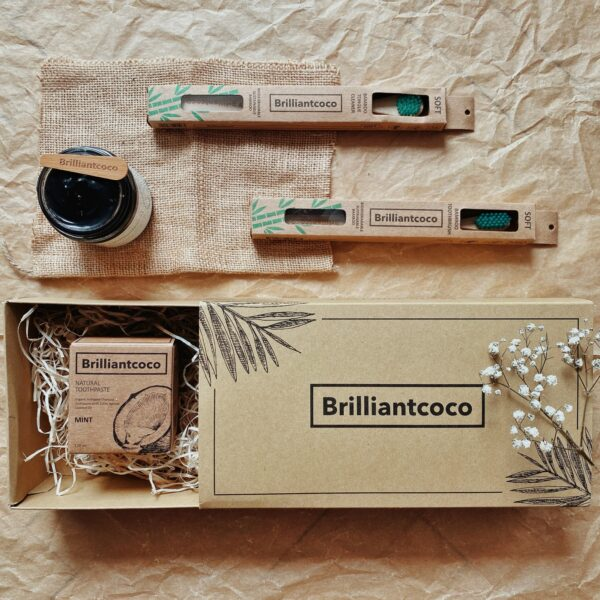 BRILLIANTCOCO SET (1. Varianta)
